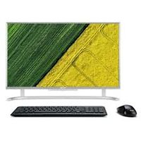 "All-in-One PC - 21.5""  ACER Aspire C22-720 FullHD (DQ.B7CME.001) Intel® Pentium® Quad Core J3710 up to 2,64GHz, 4Gb DDR4 RAM, 500GB HDD, no ODD, Card Reader, Intel® HD Graphics, HD webcam, Wi-Fi-AC/BT4.0, GigaLAN, 65W PSU, FreeDOS, USB KB/MS, Silver"