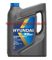 купить Масло моторное Hyundai 5W-30 XTeer Diesel Ultra C3 6L (5W30) в Кишинёве