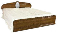BMF Afrodita Bed Cedar Polish