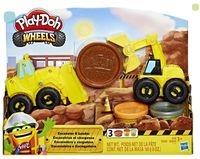 Игровой набор Play-Doh Экскаватор (E4294)