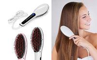 Расческа выпрямитель  Fast Hair Straightner. Гарантия 1 год