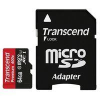 Transcend 64GB microSDHC Class 10