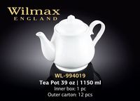 Ceainic p-u infuzie WILMAX WL-994019/A (1150 ml)