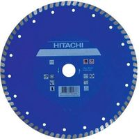 Диск алмазный d230x22,2x6 TURBO FLAT HITACHI-HIKOKI