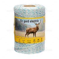 Fir gard electric – 500 m – 130 kg – 0,11 Ω/m