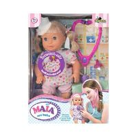 Noriel кукла Маия у доктора