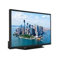 "24"" LED TV Toshiba 24W1753DG, Black (1366x768 HD Ready, 60 Hz, DVB-T2/T/C) (24"", 60 cm, Black, HD Ready, 60Hz, 2 HDMI, 1 USB  (foto, audio, video, USB recording), DVB-T/T2/C, OSD Language: ENG, RU, RO, Speakers 2x2.5W, 2.9 kg, VESA 100x100)"