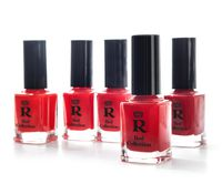 Лак для ногтей Red Collection