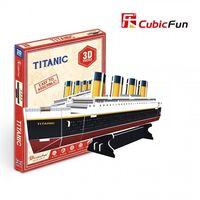 3D PUZZLE Titanic