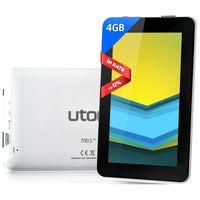 Tabletă UTOK 700S Black/White