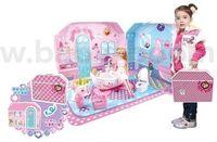 """OP ДЕ01.22 Набор """"Ванна комната для куклы"""""""