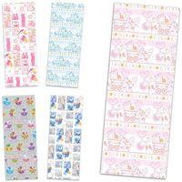 POL-MAK Бумага для упаковки POL-MAK 99.5x68.5см Baby