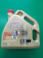 Castrol Edge 5w-40 diesel 4l