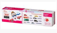 купить Зубная паста JEE COSMETICS  детская Транспорт 50 мл в Кишинёве