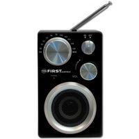 FIRST 001900-2, радио, 4 батарейки АА/сеть