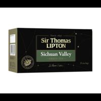 Чай в пакетиках Sir Thomas Lipton Sichuan Valley зеленый, 25 шт.