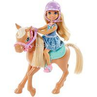 "Barbie DYL42 Набор ""Челси и пони"""