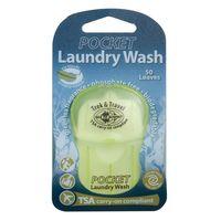 Средство моющее Sea To Summit Trek & Travel Pocket Laundry Wash 50 leaves, , ATTPLW