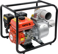 Мотопомпа YT-85403 96000 л/мин 20 м бензин Yato
