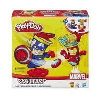 Play-Doh Пластилин Герои Марвел