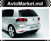 VW GOLF VI 2008-2012 Щетка стеклоочистителя
