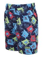 Плавательные шорты Zoggs Junior Boxer Dog Watershorts