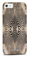 JustCavalli Zebra for iPhone 5 (JCIPC5ZEBRAGOLD)