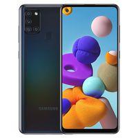 Samsung Galaxy A21s 2020 3/32Gb Duos (SM-A217), Black