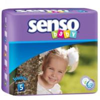Senso Baby Ecoline подгузники Junior 5, 11-25кг. 32шт