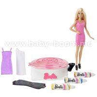 """Barbie DMC10 Набор с куклой """"Арт-дизайнер одежды"""""""