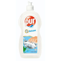 Detergent de vase Pur Balsam Aloe Vera 1350ml+Detergent de vase Pur450
