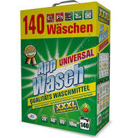 AppWasch - Стиральный порошок - Universal - 10Kg