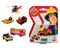 Dickie авто пожарник Сэм