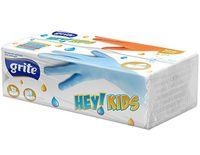 Салфетки столовые GRITE Hey Kids 22x23см 2-сл., 120 штук
