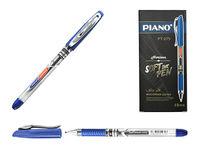 Ручка гелевая PT-275 soft ink,0.7mm, синяя