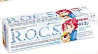"""R.O.C.S. Зубная паста для детей """"Фруктовый рожок"""" (3-7) 470715"""