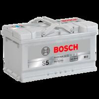 Авто аккумулятор Bosch Silver Plus S5 010 (0 092 S50 100)