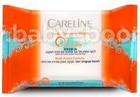 Careline Салфетки для глубокого очищения жирной и проблемной кожи Oil free (25 шт.) 963698