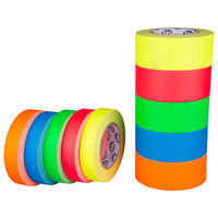 HPX FLUO Duct tape 25mm*25m