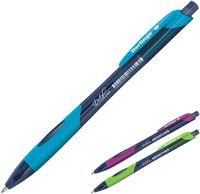 Berlingo Ручка шариковая BERLINGO Riteline автом. 0.7мм синяя
