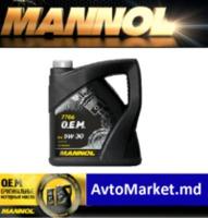 5W30 MANNOL для Renault 5л