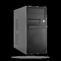 Case ATX Chieftec CG-04B-OP