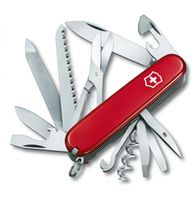 Нож Ranger 1.3763 The Original Swiss Army Knives, 91 мм, красный