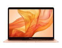 "купить APPLE MacBook Air (2019) Gold, 13.3"" WQXGA IPS (Intel® Dual Core™ i5 1.6-3.6GHz (Amber Lake-Y), 8GB DDR3 RAM, 128Gb SSD, Intel UHD 617, USB-C x 2, TB3, WiFi-AC/BT4.2, 12 hours, 720p Camera, Backlit KB, RUS, macOS, 1.25kg) в Кишинёве"