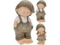купить Мальчик/девочка декоративные H39cm, 22.5Х19cm в Кишинёве