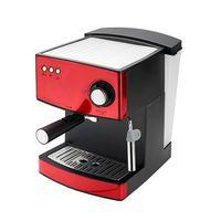 Aparat cafea, ADLER, 850 W, Rosu, Plastic, 1.6L