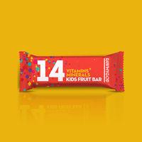 Bar de fructe multivitamine pentru copii, 30 г