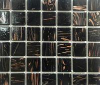 Mozaică din sticlă 20G52 (gama aurie)