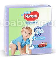 Huggies Трусики Middle Boy 4 (9-14 кг.) 17 шт.