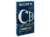 Кассета видео Sony E-180CDE